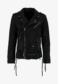Be Edgy - BECHAIN - Denim jacket - black - 5