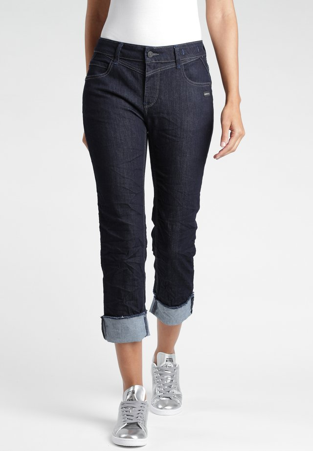 Straight leg jeans - prewashed