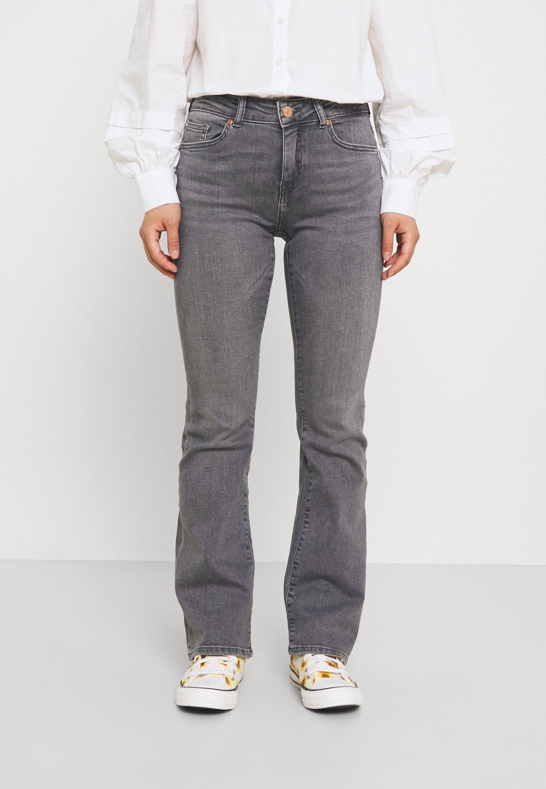 Women ONLHUSH LIFE MID  - Flared Jeans