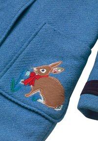 Boden - MIT STICKEREI - Winter coat - elisabethanisches blau, hasen - 2