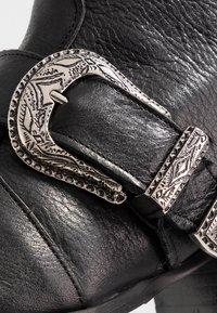 Day Time - KELSY - Cowboy-/Bikerlaarsjes - nero - 2