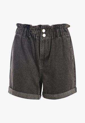Shorts di jeans - denim noir