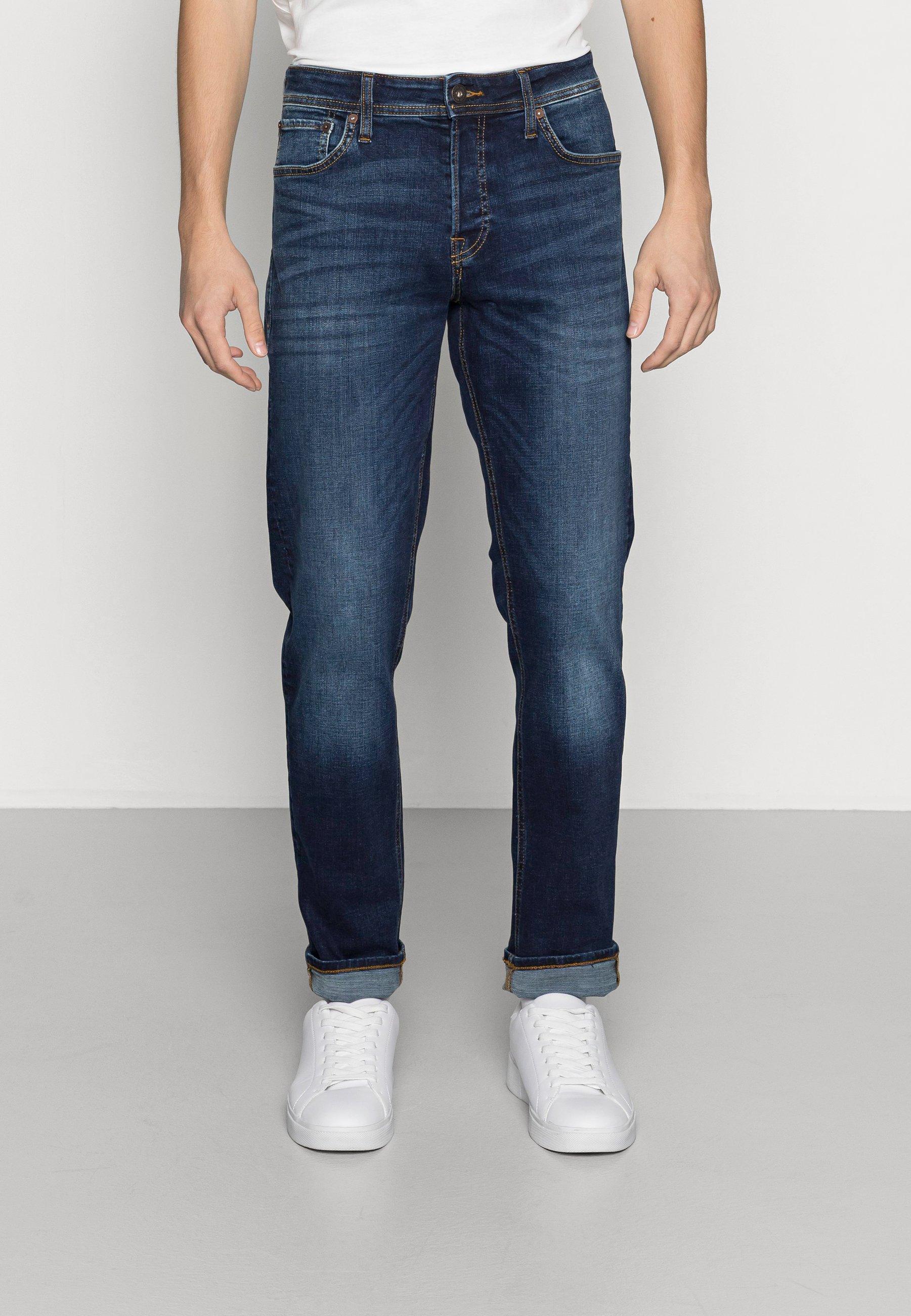 Uomo JJIMIKE JJORIGINAL  - Jeans a sigaretta