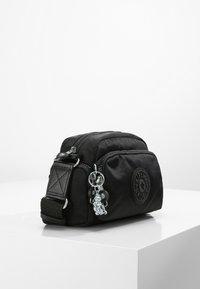 Kipling - JENERA MINI - Across body bag - rich black - 3