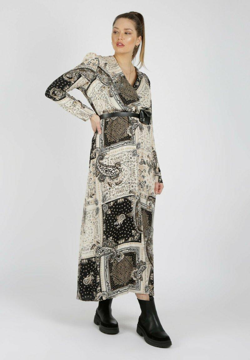 MiaZAYA - Maxi dress - creme