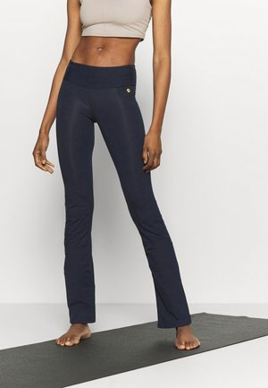 PANTA JAZZ - Tracksuit bottoms - night blue