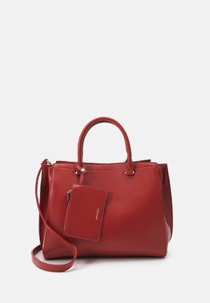 SET - Handbag - red