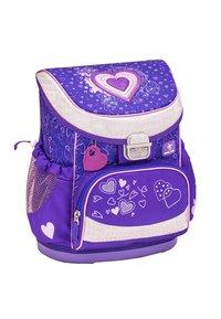 Belmil - SET - School bag - dark purple - 3