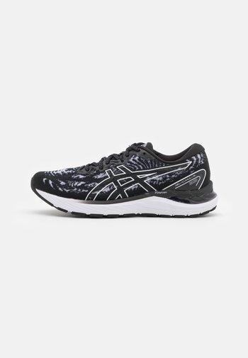 GEL-CUMULUS 23 - Neutral running shoes - black/white
