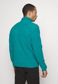 The North Face - MENS GLACIER 1/4 ZIP - Fleece jumper - fanfare green - 2