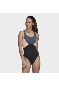 adidas Performance - Swimsuit - black - 0