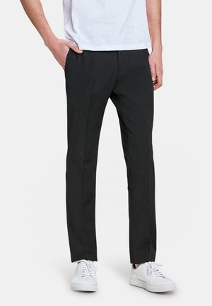 DALI - Suit trousers - black
