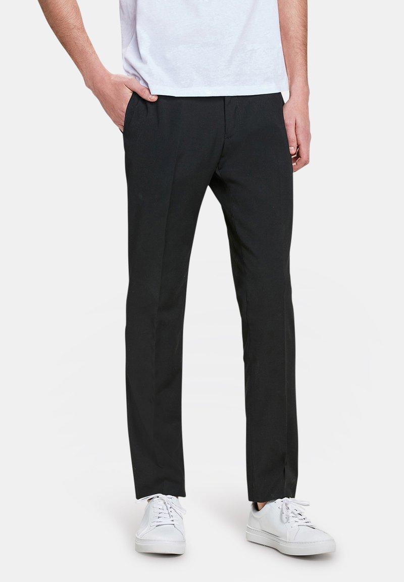 WE Fashion - DALI - Pantalon de costume - black