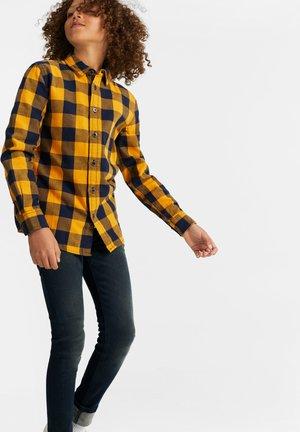 FLANELLEN - Overhemd - yellow