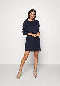 edc by Esprit - DRESS - Denní šaty - navy - 1