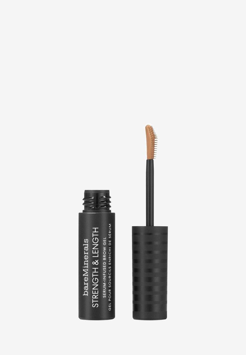 bareMinerals - STRENGTH & LENGTH BROW GEL - Eyebrow gel - honey