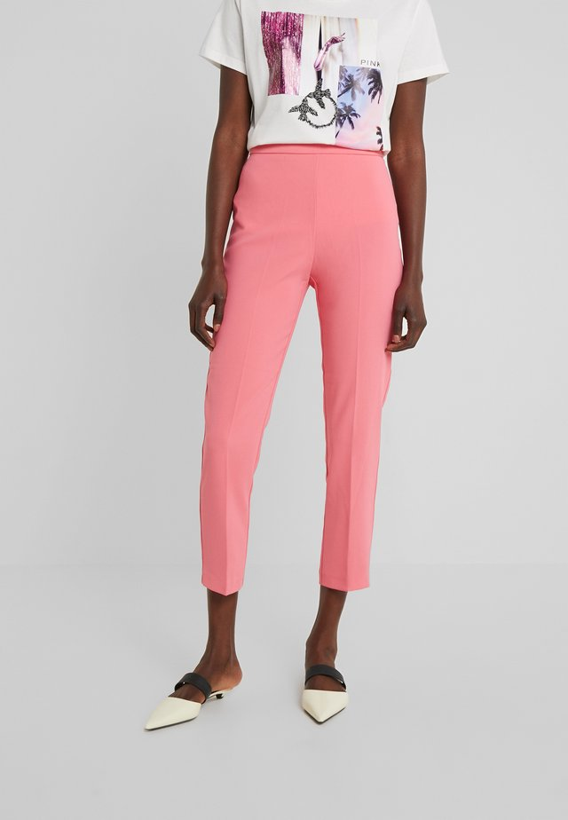 BEA  PANTALONE - Trousers - rosa