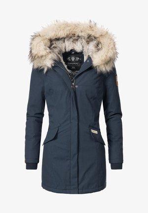 CRISTAL - Winter coat - blue
