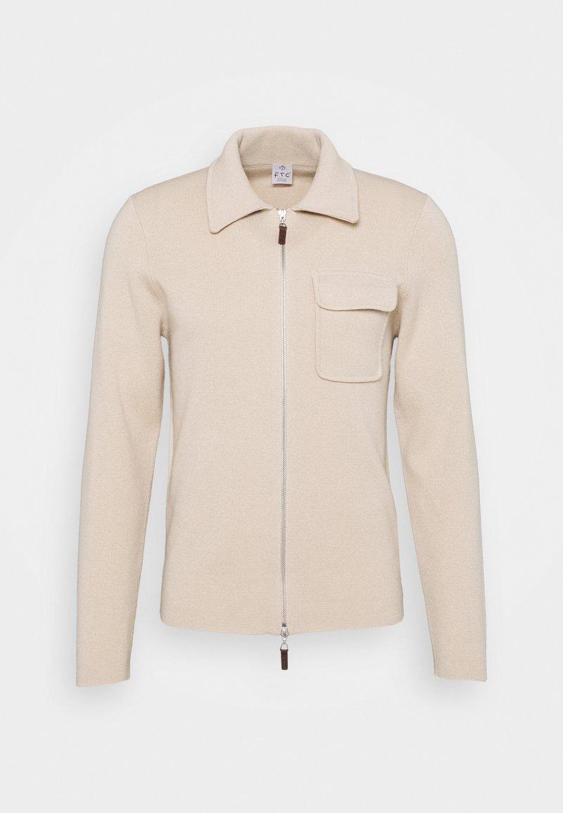 FTC Cashmere - Lehká bunda - off-white