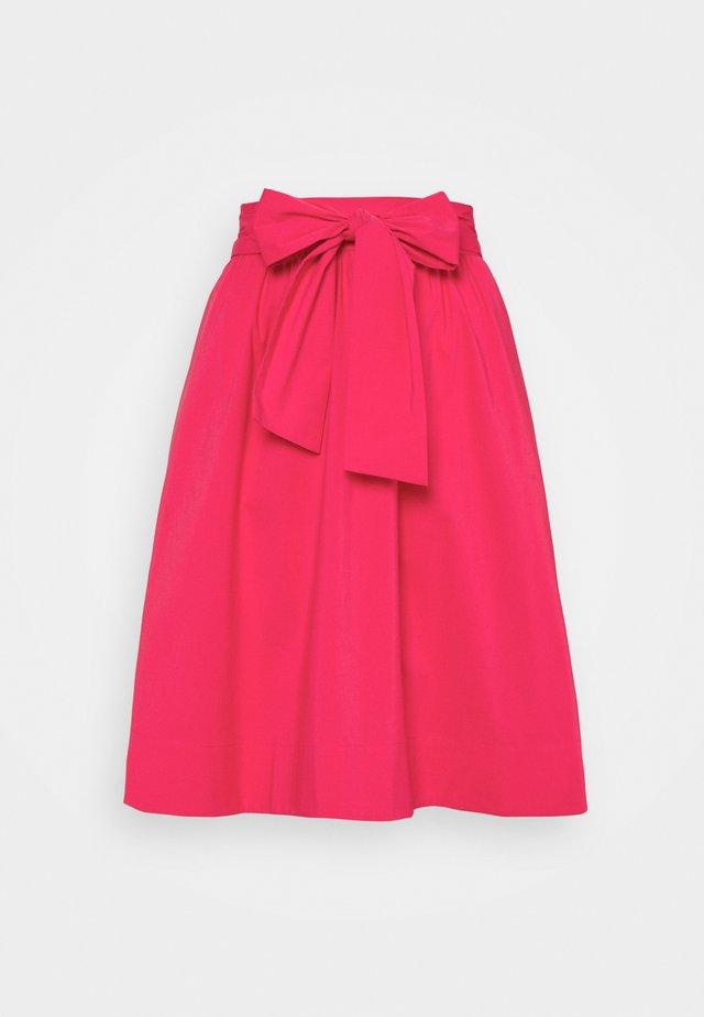 BENITA SKIRT - A-line skirt - fresh melon
