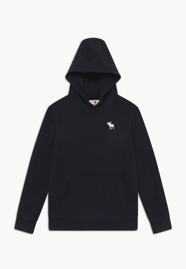 ICON - Sweat à capuche - navy