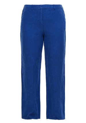 Stoffhose - royal blue