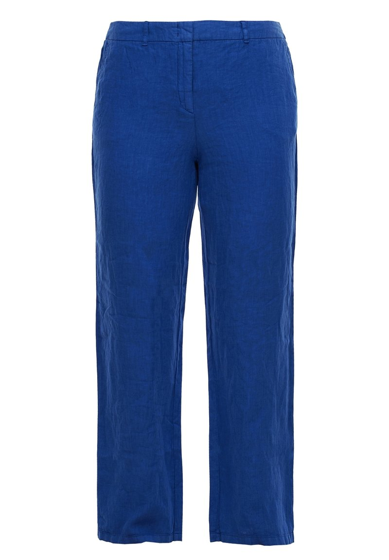 Triangle - Trousers - royal blue