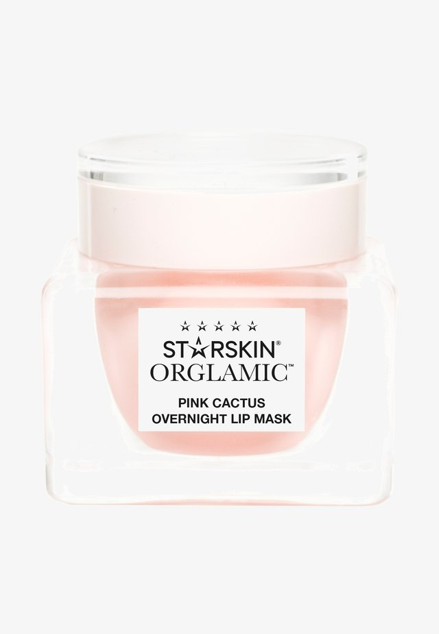 PINK CACTUS OVERNIGHT LIP MASK - Night care - -
