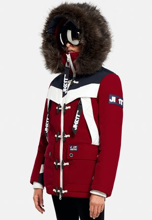 ARCTIC - Down jacket - red