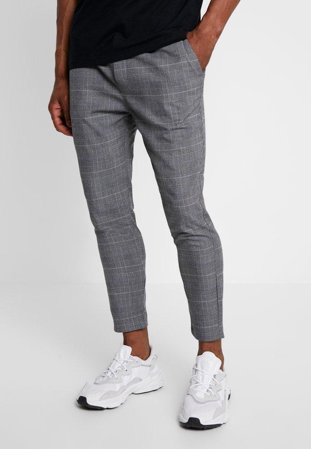 VOSSI SMART  - Pantalon classique - grey