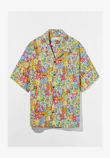 Skjorta - neon yellow