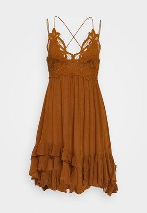 ADELLA  - Day dress - gold