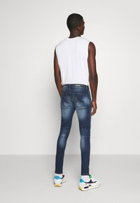 Alessandro Zavetti - RIMNI CARROT - Jeans Tapered Fit - blue wash - 2