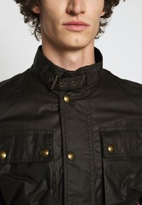 Belstaff - RACEMASTER  - Summer jacket - faded olive - 5