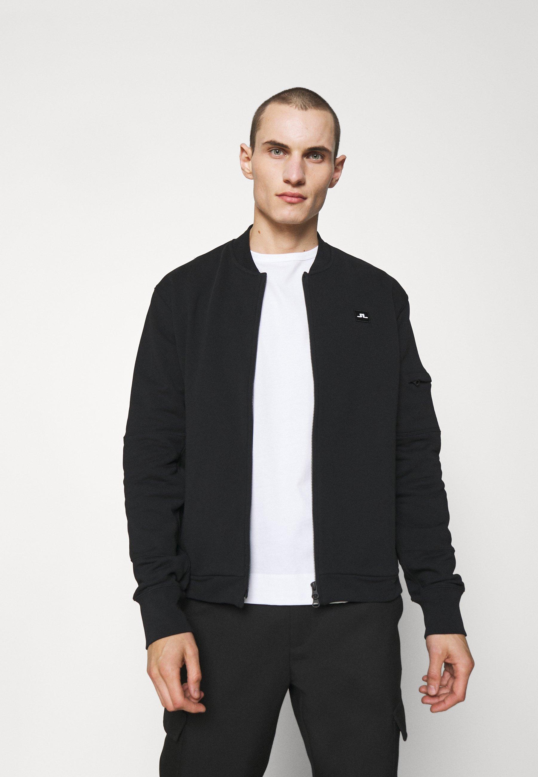 Men PARKS JACKET - Zip-up sweatshirt