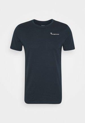 ALDER TEE - T-Shirt basic - total eclipse