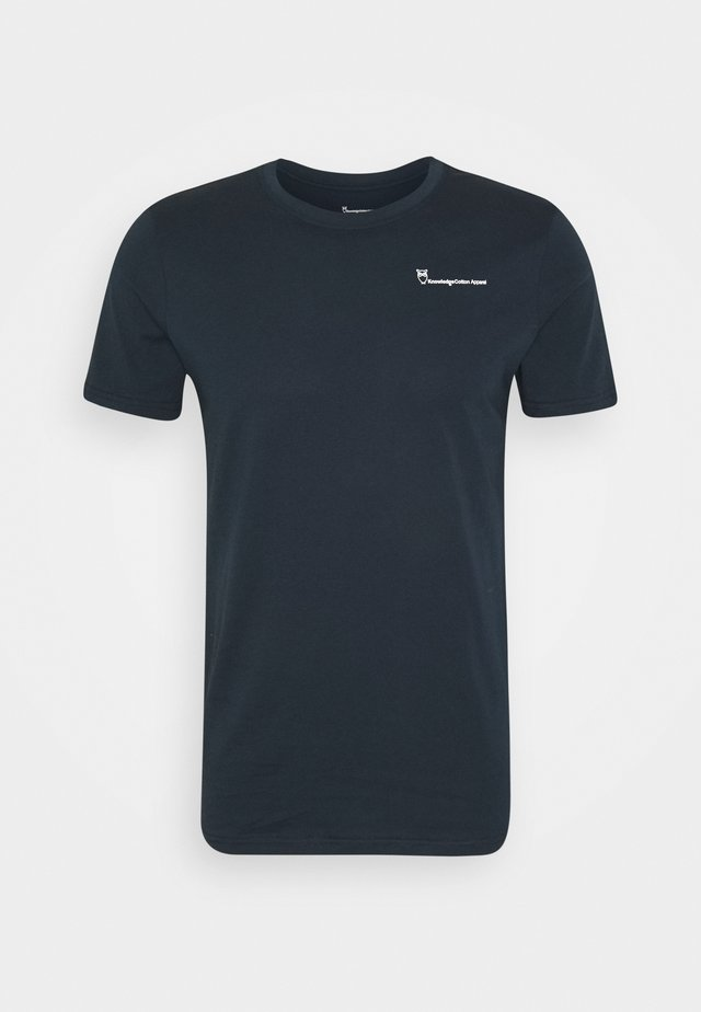 ALDER TEE - Basic T-shirt - total eclipse