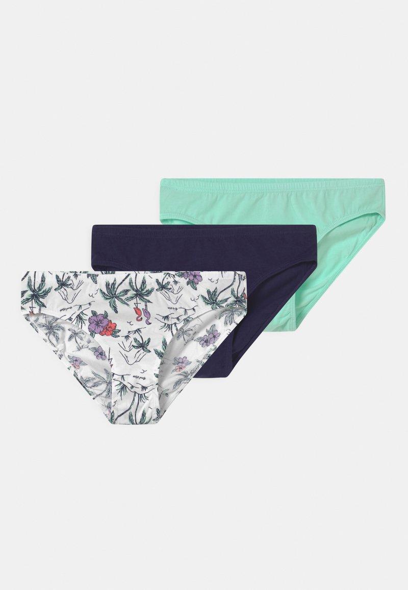Schiesser - TEENS 95/5 3 PACK - Kalhotky - multi-coloured