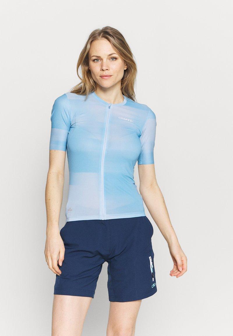 Craft - AERO  - Cyklistický dres - blue