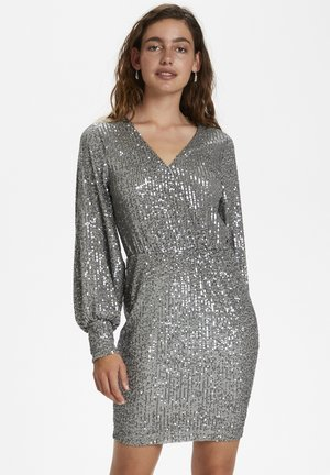 SLNICOLE  - Cocktail dress / Party dress - silver