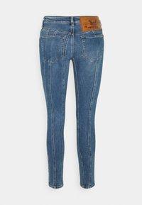 Diesel - D-SLANDY - Jeans Skinny Fit - medium blue - 1