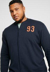 Jack´s Sportswear - FULL ZIP CARDIGAN - Gilet - navy - 3