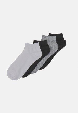 FOOTIE TENNIS 4 PACK - Socks - black