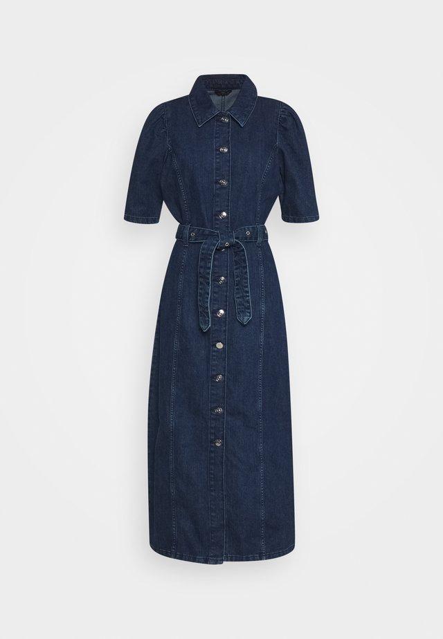 ONLCLARITY LIFE - Vestito lungo - dark blue denim