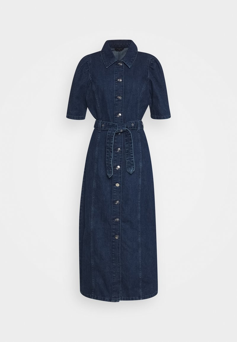 ONLY Tall - ONLCLARITY LIFE - Maxi dress - dark blue denim