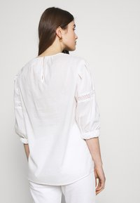 Carin Wester - BLOUSE BRISTOL - Bluser - white - 2