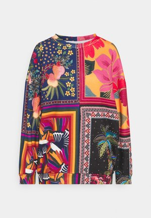 MIX SCARVES - Sweatshirt - multi