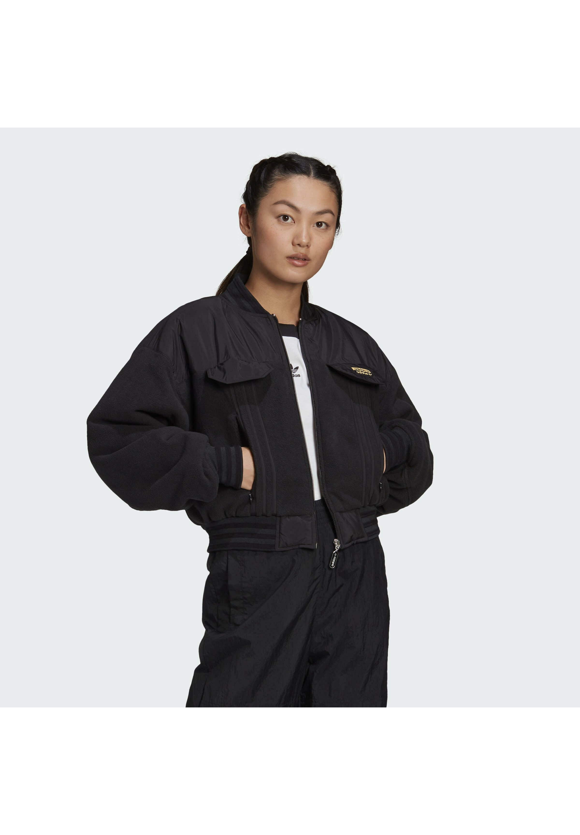 Women R.Y.V. BOMBER JACKET - Bomber Jacket