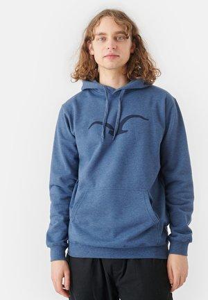 Hoodie - heather blue