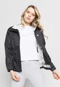 Helly Hansen - LOKE JACKET - Hardshell jacket - black - 3